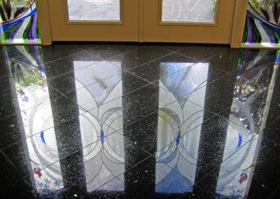 Doors reflection